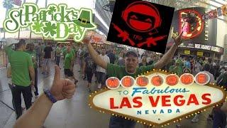 TRG in Las Vegas! - St Patricks Day