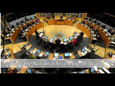 Visit the National Assembly for Wales