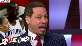 Coaching LeBron James is the hardest job in the NBA according to Ty Lue | SPEAK FOR YOUSELF