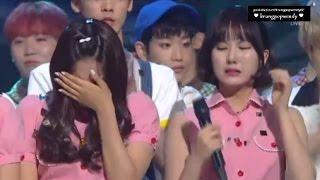 "Video 160724 Inkigayo Today Winner GFRIEND ""Navillera"" download MP3, 3GP, MP4, WEBM, AVI, FLV Agustus 2017"