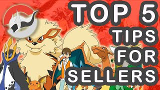 Perfect Pokemon Seller - Top 5 Tips