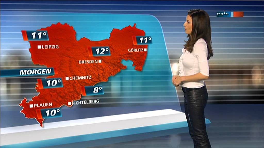 Maira rothe weather girl - 2 part 1