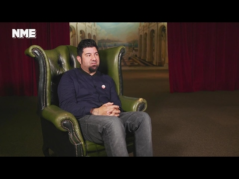 Theresa - Deftone's Chino Moreno Scores an Episode Of HULU's 'Into The Dark'