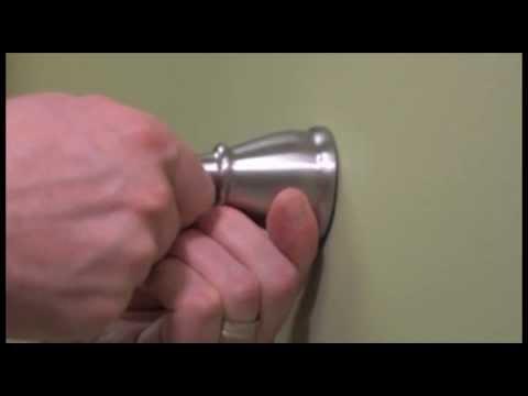 Delta Bath Hardware -- Quick Click Installation System Video