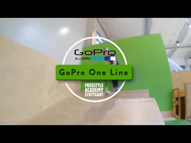 GoPro One Line w/ Max // Freestyle Academy Stuttgart