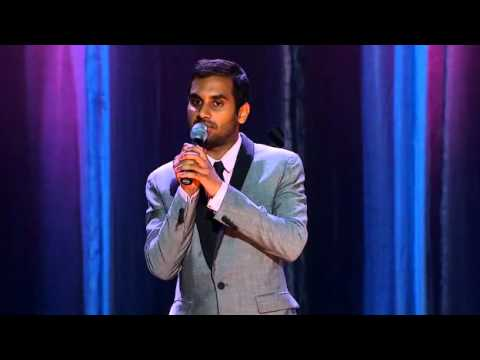 Aziz Ansari - Rude People