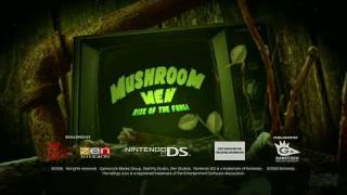 Mushroom Men: Rise of the Fungi Nintendo DS Trailer -
