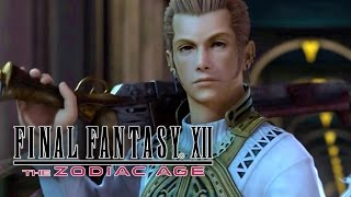 Final Fantasy XII: The Zodiac Age - Gambit System Trailer