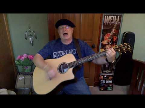 2090 -  Holly Holy -  Neil Diamond vocal & acoustic guitar cover & chords