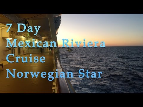 """15 Year Anniversary Cruise on the """"Norwegian Star"""" with the Thermal Suite Package"""