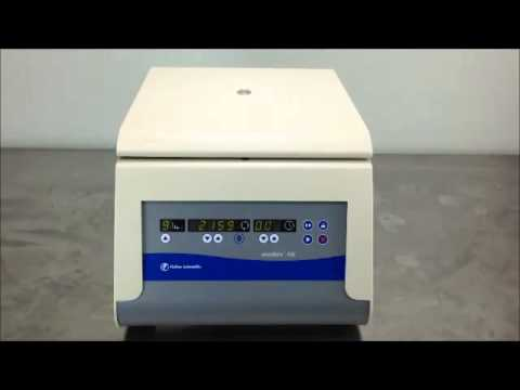 Fisher AccuSpin 400 Centrifuge From The Lab World Group