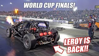 Download Leroy the Savage at World Cup Finals 2019!!! **EXTREME Bald Eagles ALERT** Mp3 and Videos