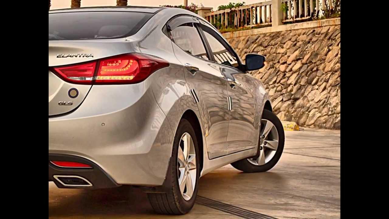 Hyundai Elantra 2012 Avante Md 11xxx Km Full Options Youtube