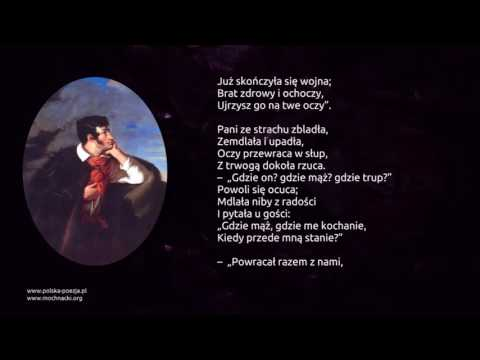 Adam Mickiewicz - Lilije [Ballada]