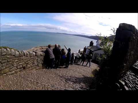 Devon Trip - Clovelly, Bude, Hartland Quay & Ilfracombe - Easter 2017