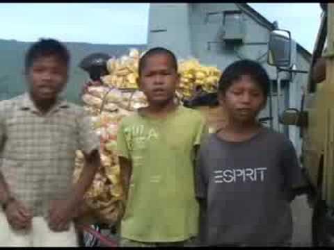 Batak Boys Singing Trio