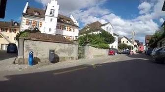 STREET VIEW: Diessenhofen am Rhein in SWITZERLAND