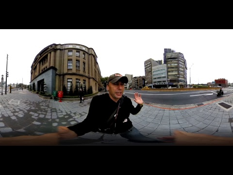 360 Broadcast-Taipei Taiwan's Bustling Old Town
