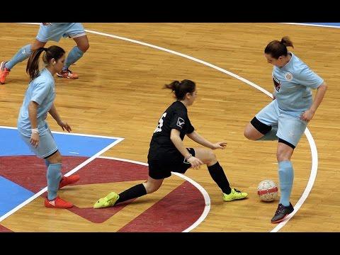Göcsej SK Sport 36 - Debreceni EAC NB I. női futsalmérkőzés 1fel. 2017.03.12 (vasárnap) 20:00