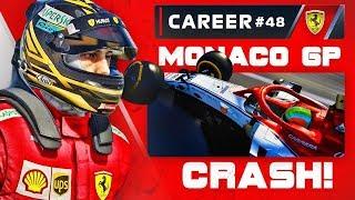 F1 2019 Career Mode Part 48: MONACO