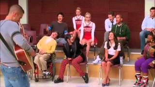 Download Sweet Caroline (Glee) MP3 song and Music Video