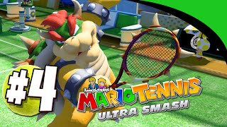 Mario Tennis: ULTRA SMASH Part 4