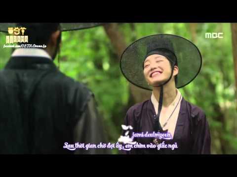 [FMV Kara+Vietsub Scholar Who Walks The Night OST]Secret Paradise