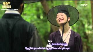 [FMV Kara+Vietsub Scholar Who Walks The Night OST]Secret Paradise - Jang Jae In