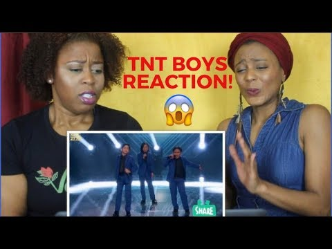 TNT Boys- Listen World's Best (REACTION)
