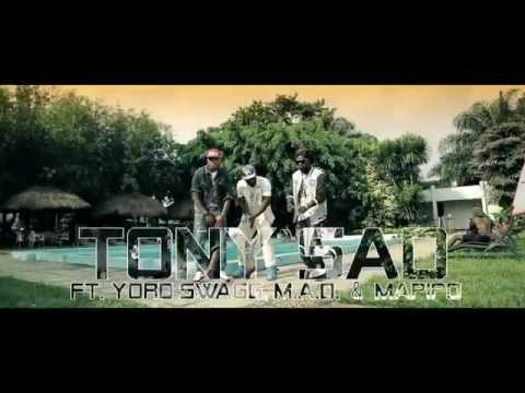"Tony Sad  ""ZONGA SIMA""  (Official Video 1080p)"