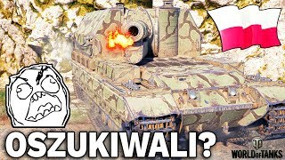 OSZUKIWALI? - World of Tanks