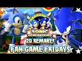 Fan Game Fridays Sonic Generations 2D Remake Fan Game mp3