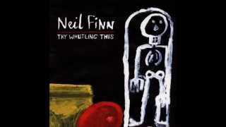 Watch Neil Finn Try Whistling This video