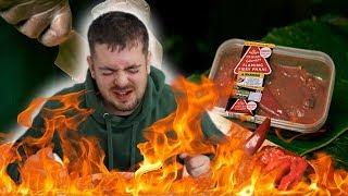 FLAMING FIERY PHAAL MORRISONS CHALLENGE | Bradley Chlopas