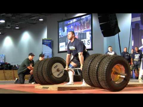 2011 World's Strongest man- Squat Lift- Zydrunas Savickas ...
