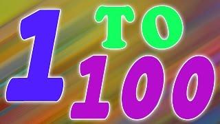 Nomor Lagu   Sajak dalam bahasa Inggris   Pelajari Numbers   Numbers Song 1 to 100
