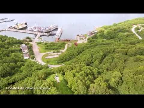 Мемориал П.И. Ильичёву. пос. Завойко (mavic Air)