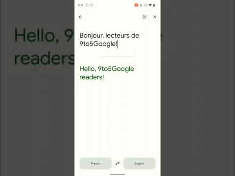Google Translate Material You redesign preview [APK Insight]
