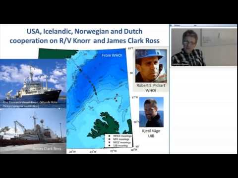 In Northern Mists: Dr. Steingrímur Jónsson - Past, Present and Future of oceanography cooperation