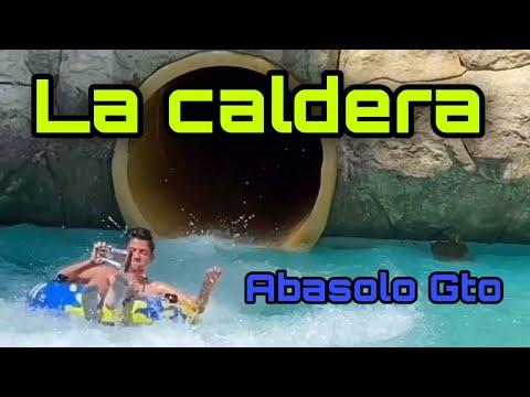LA CALDERA ABASOLO