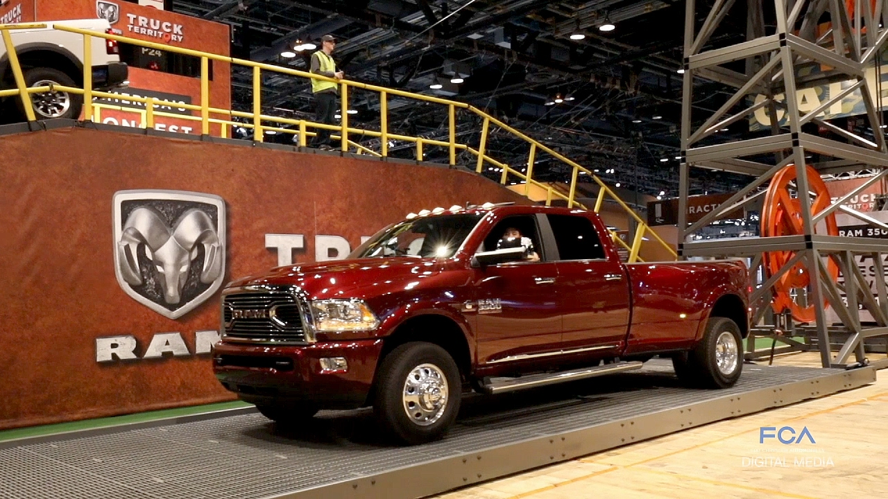 Image result for chicago auto show 2019 ram truck territory