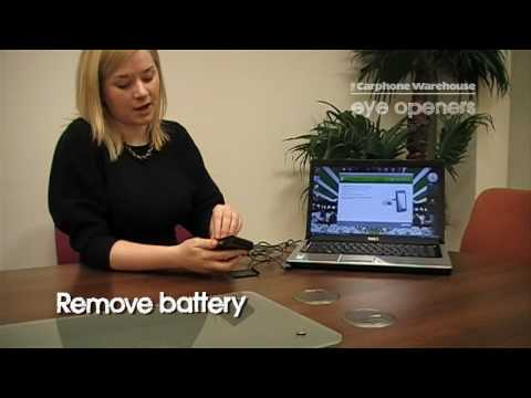 Sony Ericsson Satio: Software Upgrade