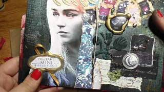 Game of Thrones Art Journal (DAJ Group)
