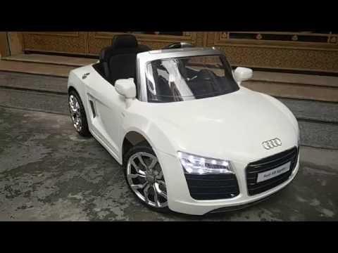 Xe ô tô điện trẻ em Audi R8-7995 | WWW.BONGKIDS.COM