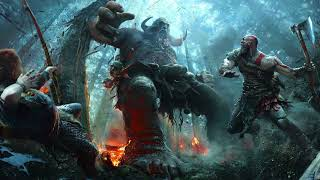 The Best Epic Music of God of War OST (2018) High Quality Nordic RPG Fantasy Battle Music