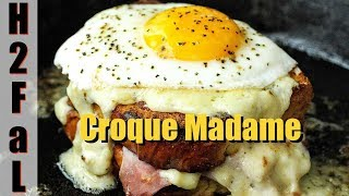 Brunch   THE PERFECT CROQUE MADAME   How To Feed a...