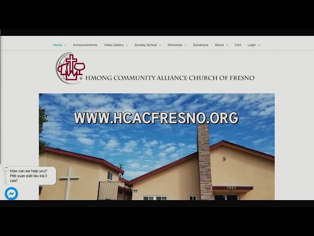 HCAC Sunday Service 04/18/21