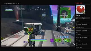 Fortnite battle royale|duos getting carryed