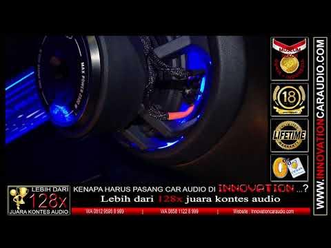 Paket audio mobil Subaru Forester | SQ – SQL – Car Theater | Innovation car audio Jakarta