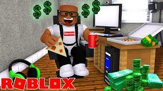 MAKING ROBLOX VIDEO GAMES IN ROBLOX